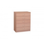 5 Drawers Tallboy