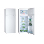 Hotdeal Media 208L Stainless Steel Fridge