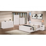 Lazy Bedroom Suite - White