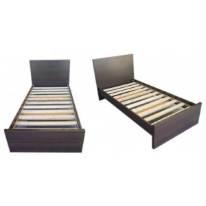 Hot Deal Chocolate Bed Frame - Queen