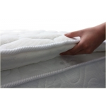 Hotdeal Latex Pillow Top Mattress King