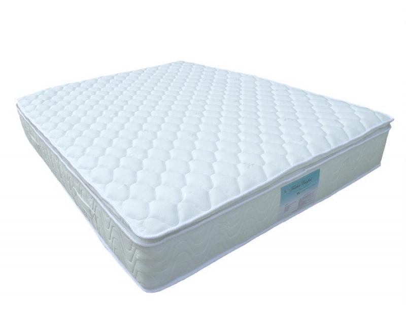 Hotdeal Memory Foam Pillow Top Double Mattress