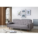 Surry Hills 3 SEATER FABRIC FUTON SOFA BED