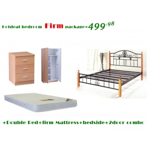 Hotdeal bedroom FIRM package