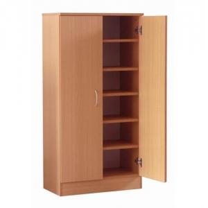 Mission Shoe Cabinet